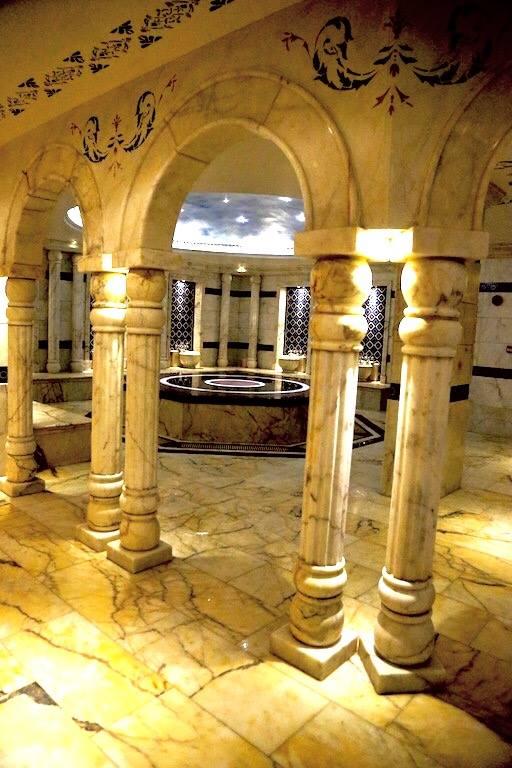 Turkish Bath In Amman Jordan