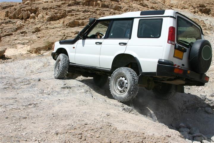 Unique Desert Jeep tour from Jerusalem