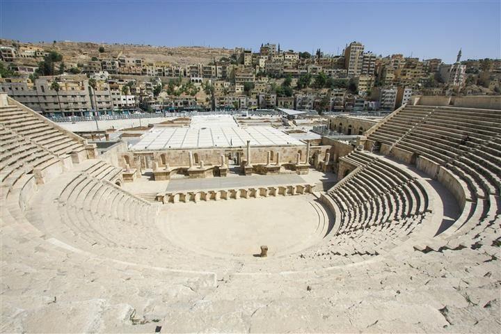 Nabatean Wonders Jordan 8 days