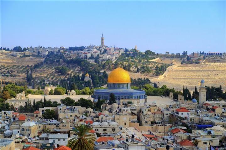 Jerusalem, three religions