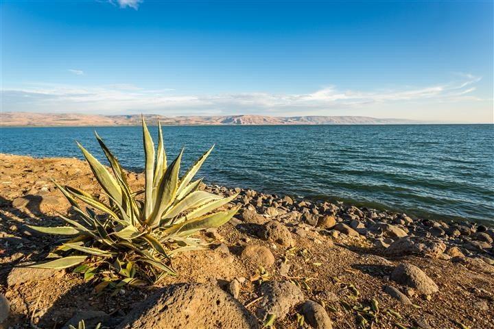 Galilee from Eilat