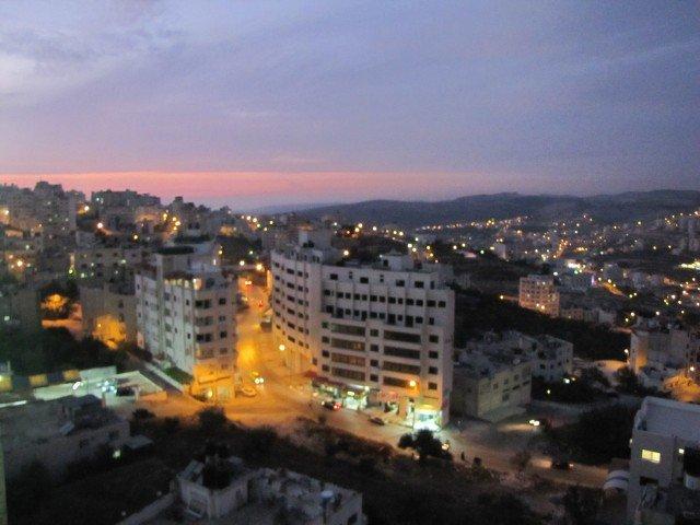 Nablus and Jenin