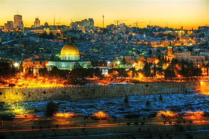 Classic Israel 4 days