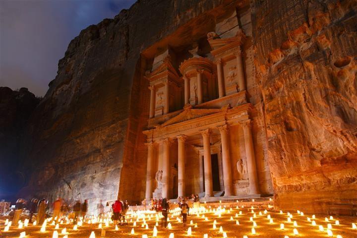 Petra and Wadi Rum 2 days Private