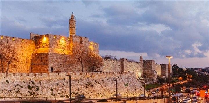 Jerusalem, Bethlehem, Masada, and Dead…