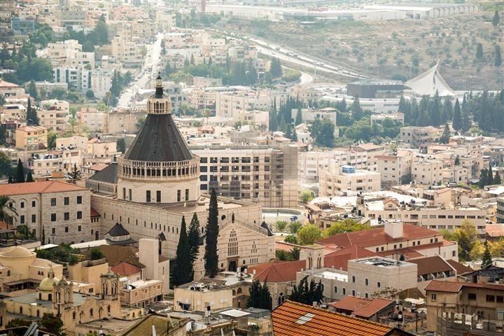 Nazareth and Golan Heights 2 days