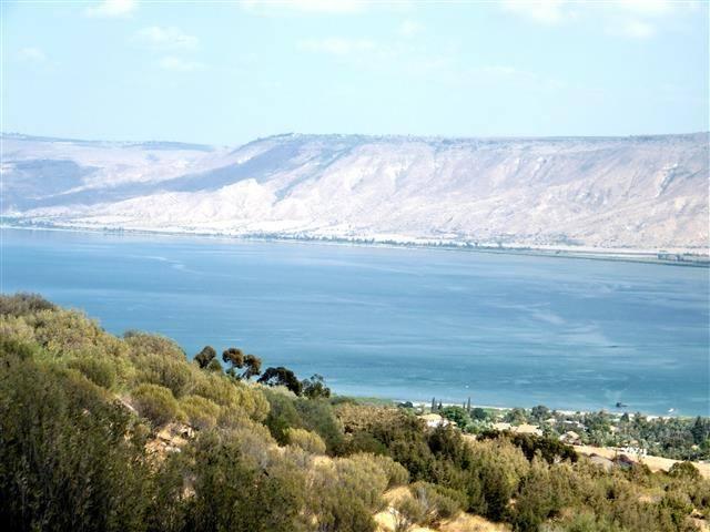 Galilee, Golan, Caesarea and Nazareth…