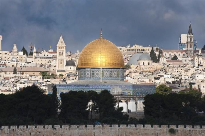 9 gates of The old City of Jerusalem