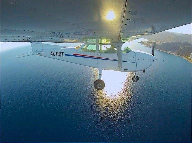 Introductory Flight in Eilat
